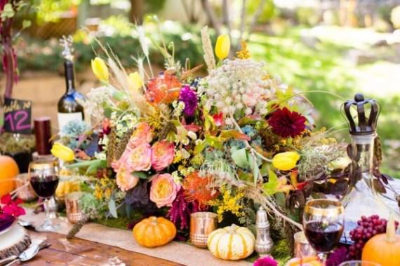 Colorful-Autumn-Outdoor-Party-Decor