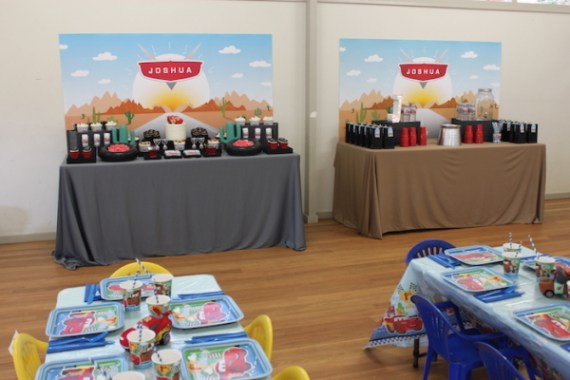 Cars-Desert-Inspired-Birthday-Party-Food-Tables