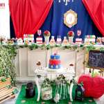 Sweet Snow White Birthday Party