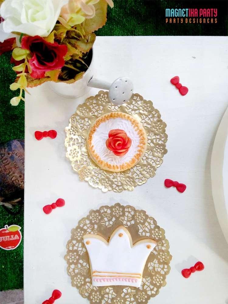 Sweet Snow White Birthday Party Birthday Party Ideas