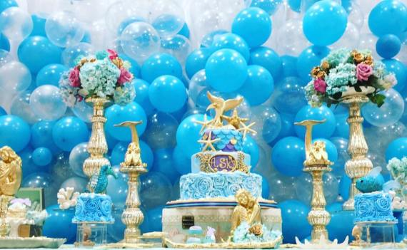 Magical-Little-Mermaid-Birthday-Treat-Table