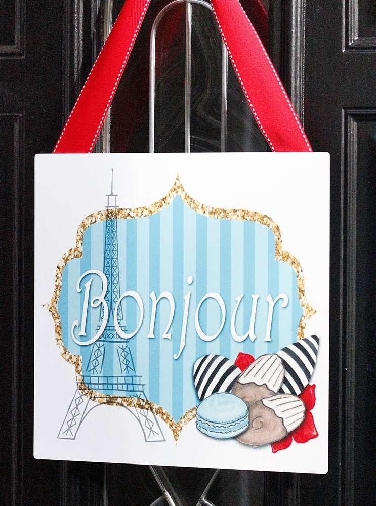 Posh Parisian Puppy Party - Birthday Party Ideas & Themes