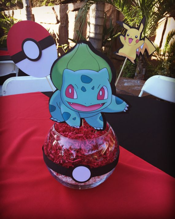 Classic-Pokemon-Go-Birthday-Bulbasaur