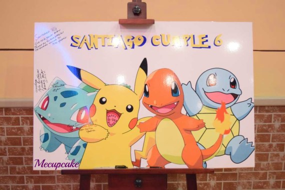 Radiant-Pokemon-Birthday-Party-Welcome-Board