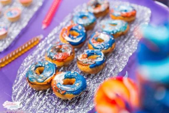 Galactic-Birthday-Celebration-Donuts