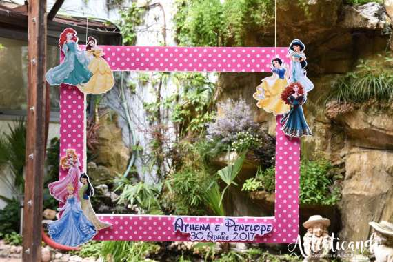 Magical-Pink-And-Purple-Twin-Celebration-Photo-Frame