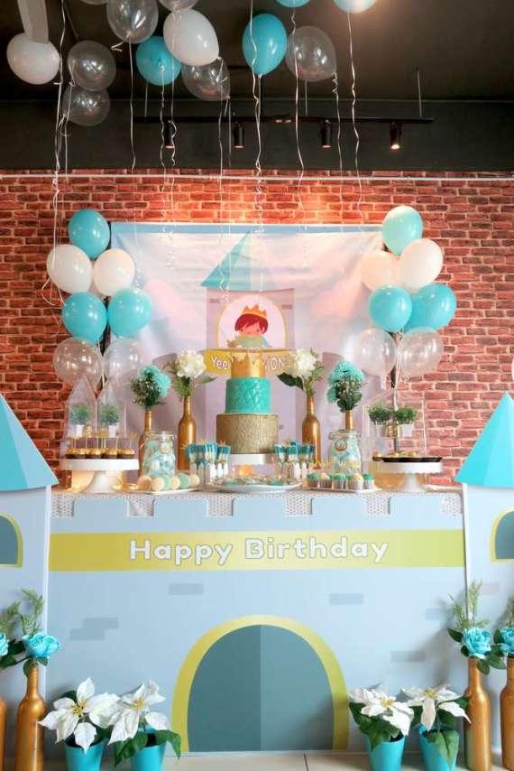 Royal-Tiffany-Inspired-Blue-And-Gold-Birthday-Buffet