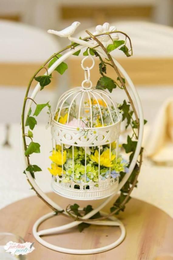 Whimsical-You-Are-My-Sunshine-Birthday-Birdcage