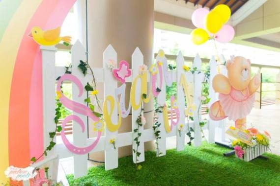 Whimsical-You-Are-My-Sunshine-Birthday-Fencing