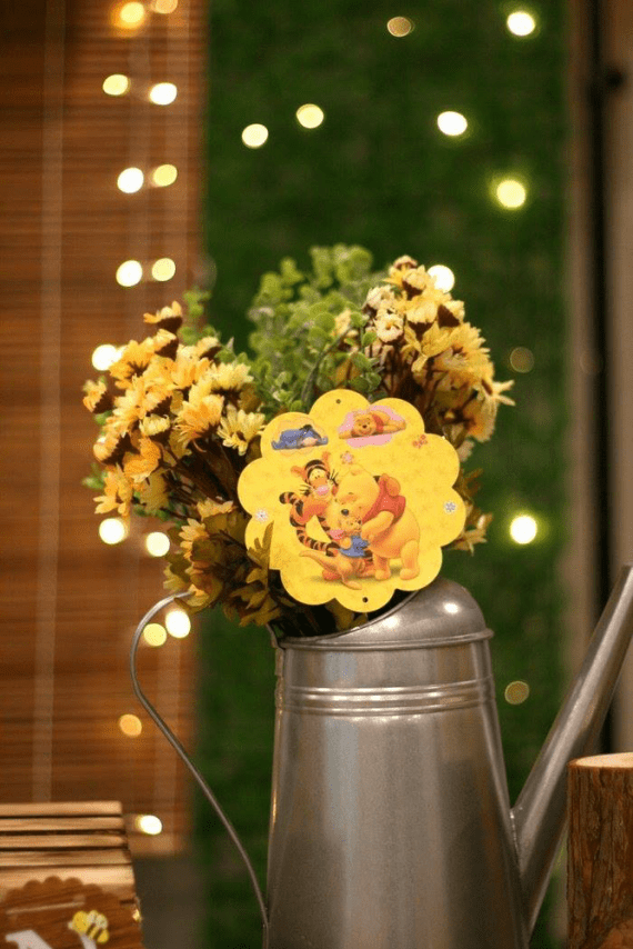 Winnie-The-Pooh-Bear-Birthday-Party-Flower-Pot