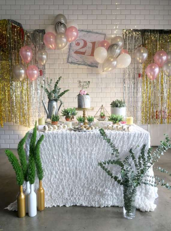 Whimsical-Marble-Birthday-Party-Dessert-Table