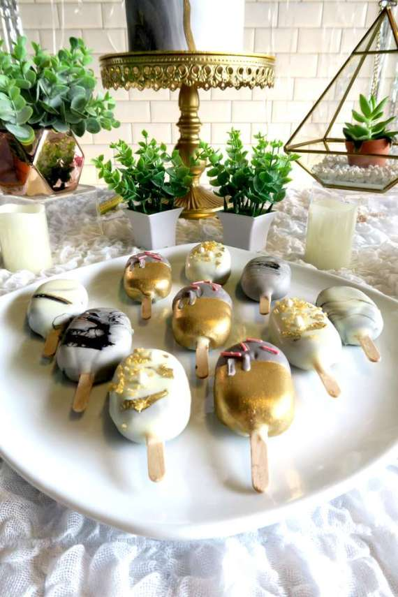 Whimsical-Marble-Birthday-Party-Frosted-Stick-Treats
