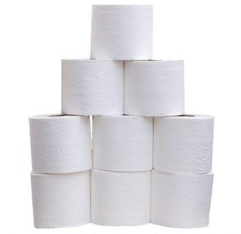 mummy wrap toilet paper game