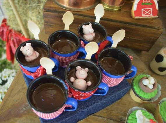 Farm-Adventure-Birthday-Party-Chocolate-Beverages