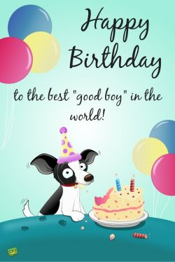 Small Of Happy Birthday Boy