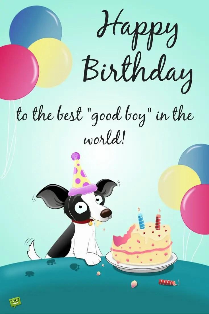 Large Of Happy Birthday Boy