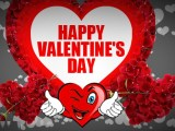 Stylish Valentine Day 2016 Wishing Wallpapers