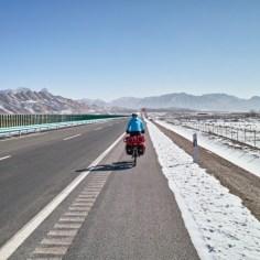Autobahn nach Kashgar