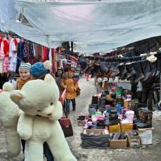 Teddybären in Osh