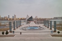 Modernes Kashgar