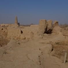 Ruinen des alten Turpan