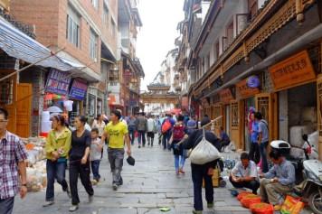 Markt in Kaili