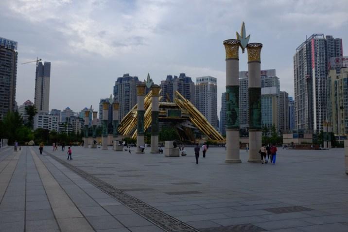 Volksplatz Guiyang