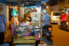 Nachtmarkt.