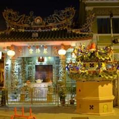 Tempel in Penang.