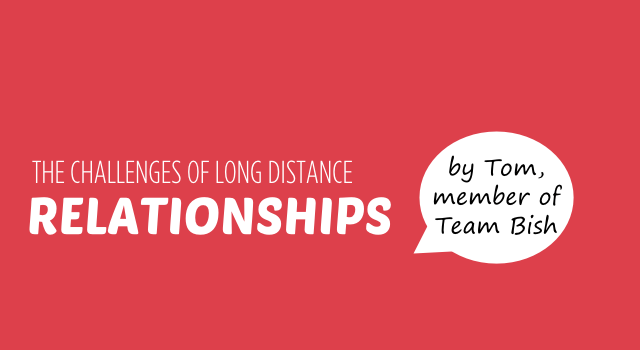 Sexts and sobbing – the long distance relationship