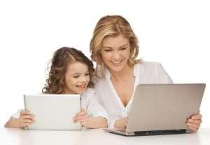 онлайн курсы английского подходят и детям, и взрослым!
