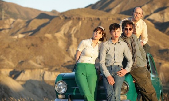 'Vivir es fácil con los ojos cerrados' es la elegida por España para ir a los Oscars