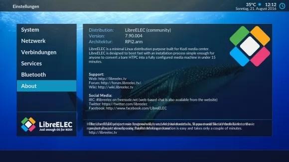 LibreELEC 8 (Alpha)