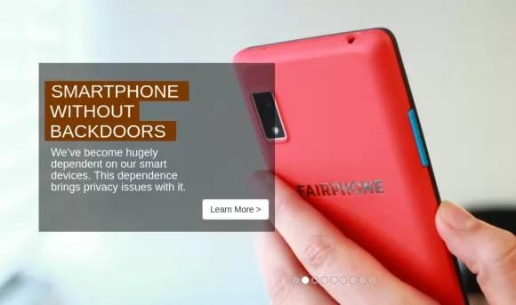 Auf dem Fairphone 2 soll Ubuntu Touch laufen