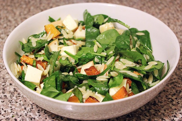 butternut spinach orzo 3