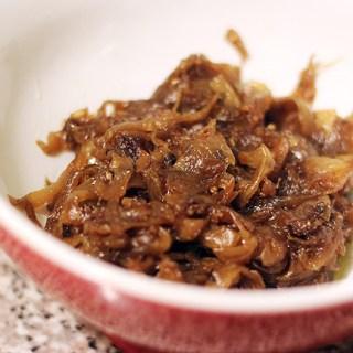 caramelized onion confit 5