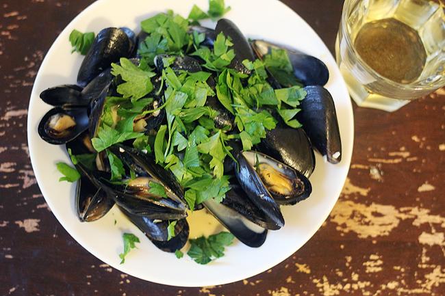 mussels dijonnaise 3