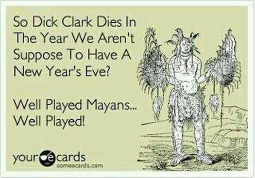 Dick clark dies