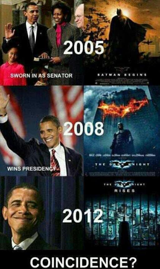 Batman coincidence