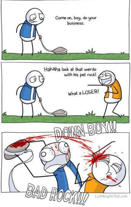 Bad rock