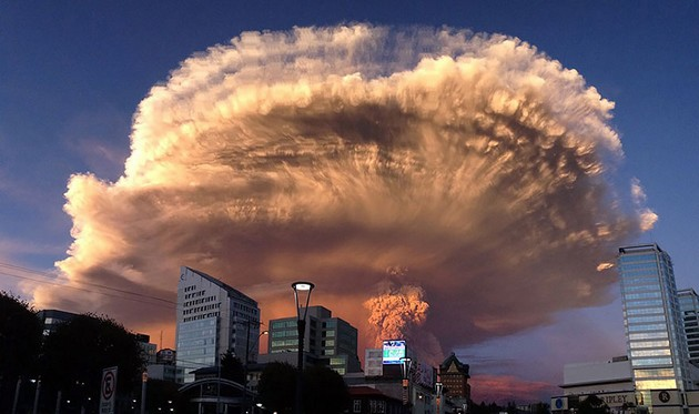 Volcano chili
