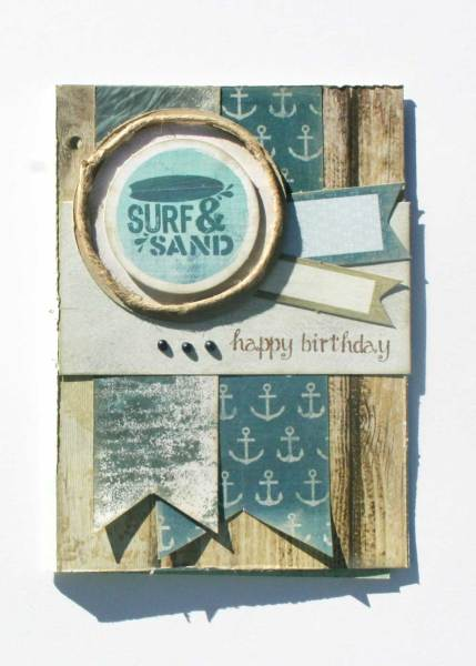 Kaisercraft sandy Toes Beach Shaker Cards @craftsavy, @bandppaperlab #craftwarehouse #shakercard