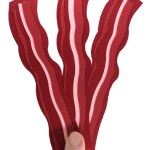 Free Bacon Bookmark SVG files