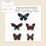 Butterfly Cut Files