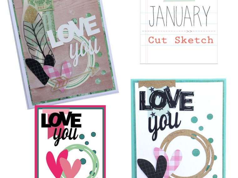 January 2017 Free Sketch Files