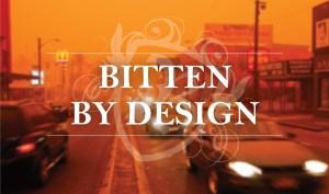 New Bitten By Design business branding