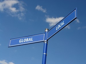 Outsourcing design: go local not global.