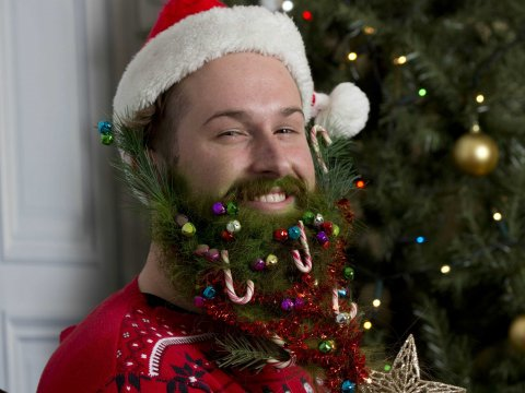 christmas-beard
