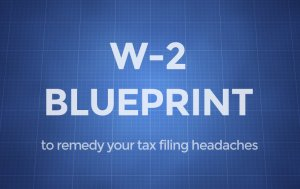 W-2 blueprint