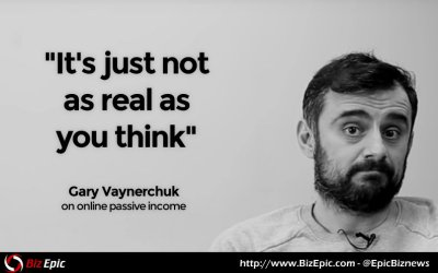 Easy Online Passive Income Madness: Wake up call